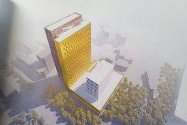 Rama nis ndërtimin e kullave në qendër të Tiranës, miratohet kulla e parë