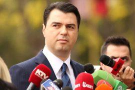 Basha i bën thirrje BE-së dhe SHBA-ve të ndalojnë presionin e qeverisë ndaj Prokurorisë dhe Gjykatës