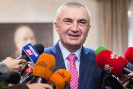 Ilir Meta betohet sot si President i Republikës