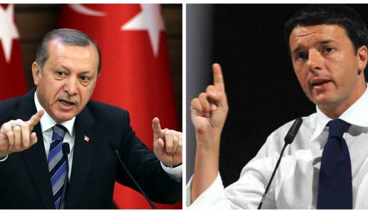Erdogan qeverisë italiane: Merruni me mafian, jo me djalin tim