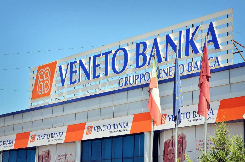 Lamtumirë Banka Veneto
