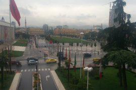 Mbyllet Sheshi Skënderbej—fillon zbatimi i vizionit Rama për qendrën e Tiranës