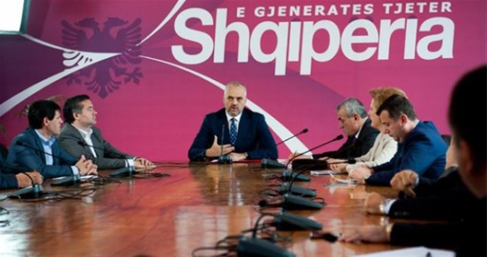 Kryeministri Rama cakton kryetarët e komisioneve parlamentare