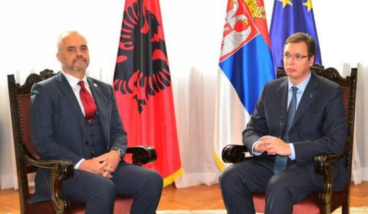 Megallomania e ka bërë Ramën vegël në duart e Vuçiçit