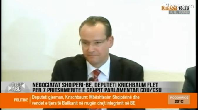 Bundestagu gjerman bllokon hapjen e negociatave me Shqipërinë — shpjegimi i arsyeve