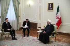 Pavarësisht konfliktit për muxhahedinët, Irani pranon ambasadorin shqiptar