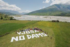 Gjykata ndalon ndërtimin e hidrocentralit të Poçemit