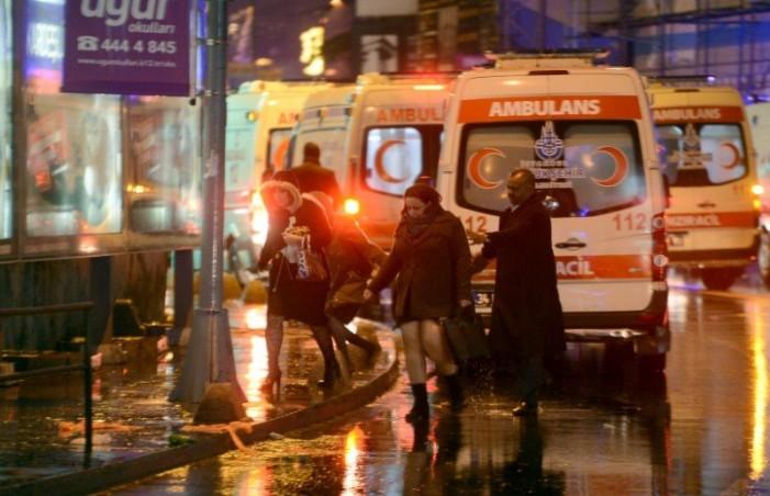 Sulm në Stamboll, 39 të vdekur e 69 të plagosur
