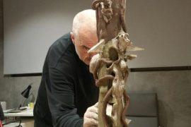 Edi Rama tani dhe skulptor, hap ekspozitë në Firence