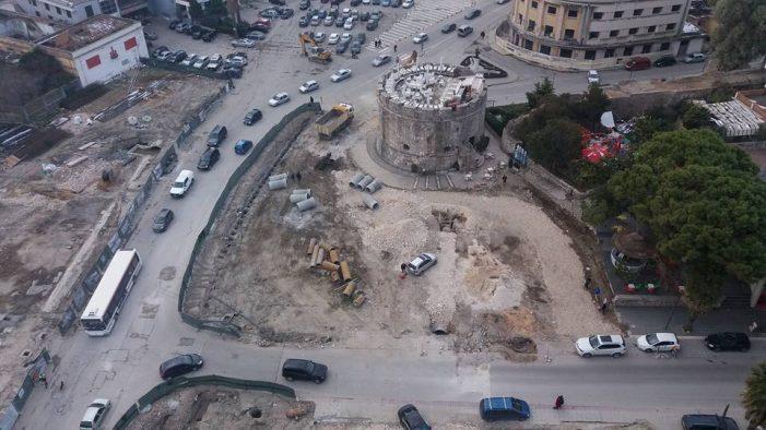 Sheshi Veliera, nis nënshkrimi i peticionit për mbrojtjen e zbulimeve arkeologjike