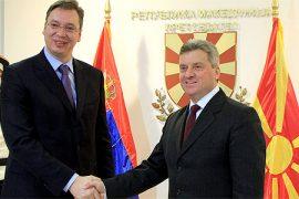 Përse Serbia tërhoqi trupin diplomatik nga Maqedonia?