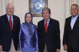 Maryam Rajavi përshëndet dëbimin e 2 diplomatëve iranianë nga Shqipëria