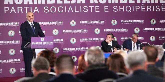 Nis Asambleja e PS, deputetja Gjylameti mund të mos jetë në krye të PS Tiranë