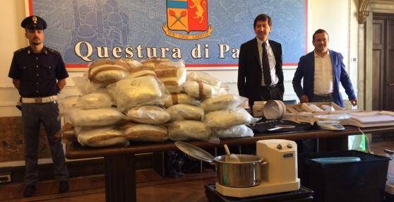 Nga Shqipëria në Padova, jo vetëm kanabis, por edhe heroinë