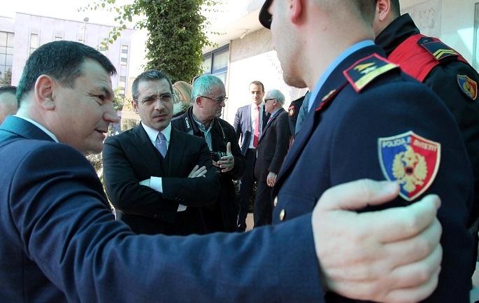 """""""Policia që duam"""" në shërbim të bandës Habilaj"""