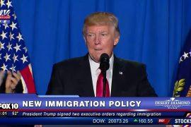 """SHBA rilejon emigrantët nga 11 vendet """"e rrezikshme"""""""