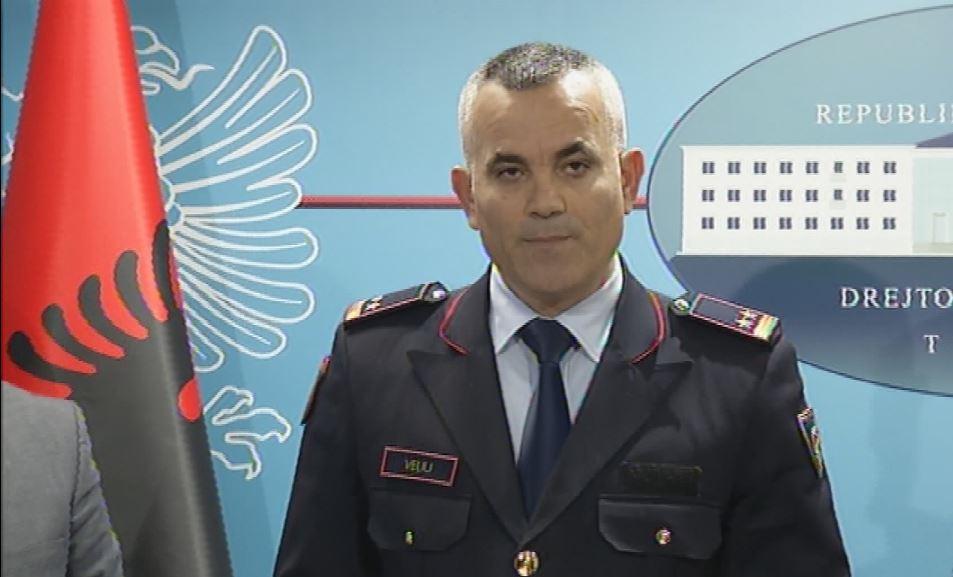Ardi Veliu emërohet Drejtor i Përgjithshëm i Policisë së Shtetit