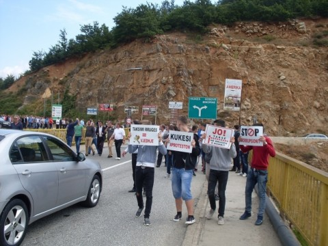 Sot, ora 12: Protestë kundër qeverisjes me arrogancë dhe dhënies së Shqipërisë me koncesion