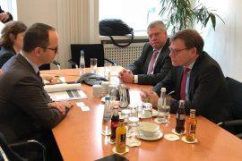 Mesazhi gjerman: pa Saimir Tahirin në burg nuk ka Shqipëri në BE