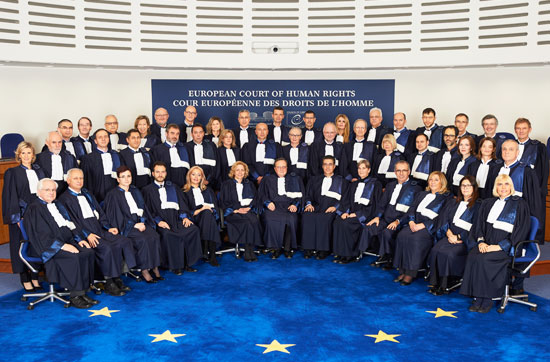 Qeveria Rama publikon propozimet e reja për gjykatës në Strasburg