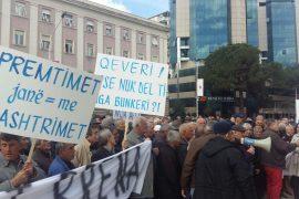Minatorët protestojnë: qeveria na ka harruar, po aksidentohemi e vritemi