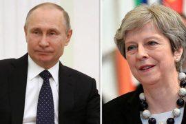 Theresa May: Shkatërrohet rrjeti i spiunazhit rus në Perëndim