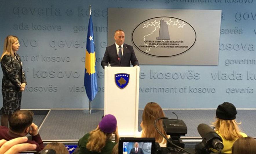 Kosovë, largohet Lista Serbe nga qeveria, Haradinaj nuk jep dorëheqjen