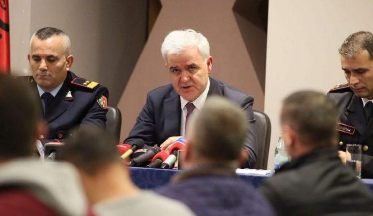 Fatmir Xhafaj lufton krimin me deklarata propagandistike