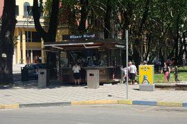 Erion Veliaj kthen kioskat tek Parku Rinia