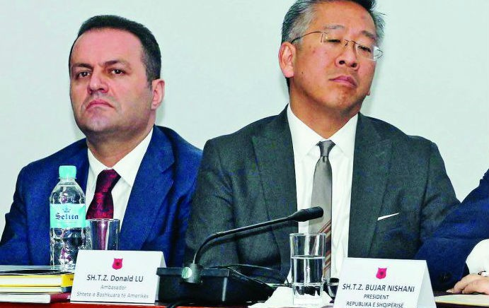 Donald Lu—Bankers Petroleum: ambasadori amerikan pengon drejtësinë