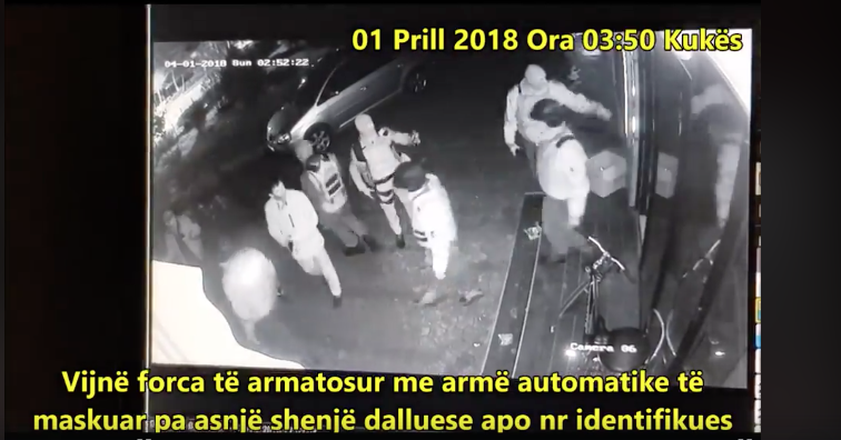 Video prova — Policia dhe Prokuroria kanë fallsifikuar dokumentat e arrestimit të 25 kuksianëve
