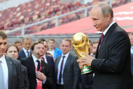 Deputetët e PE kërkojnë bojkotin e Kupës së Botës Rusi 2018