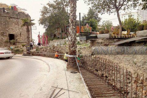 """""""Veliera"""", rinisin punimet në Zonën Arkeologjike A, duke rrezikuar arkeologjinë"""