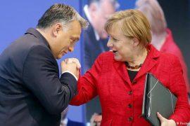 Akademikët hungarezë letër publike Merkelit: Heshtja ju bën bashkëpunëtorë në shkeljet e Orbán