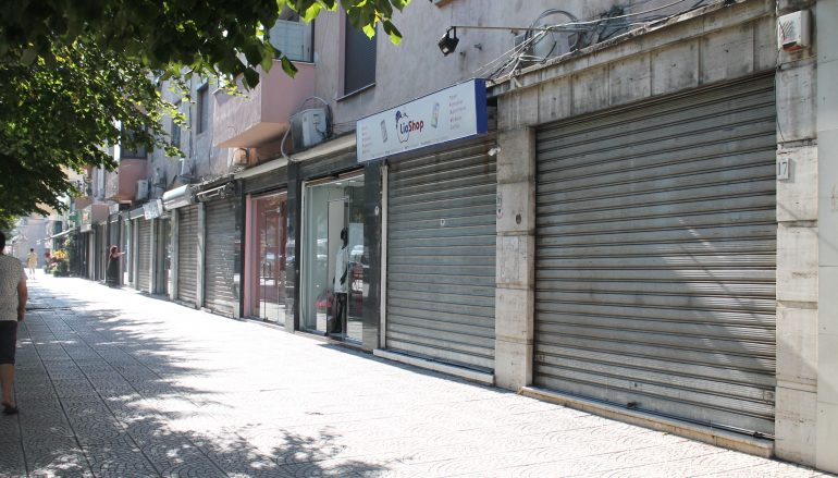Bizneset e vogla protestojnë sot kundër TVSH-së