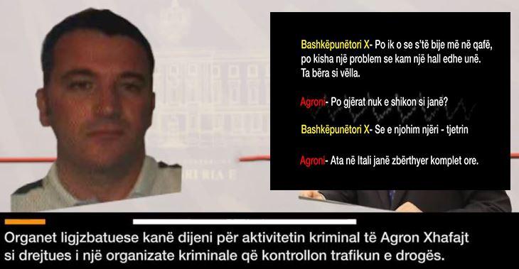 A do ta arrestojë policia vëllain e Ministrit Xhafaj?