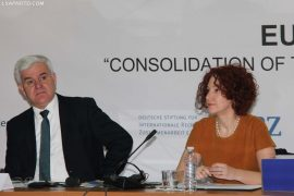 Delegacioni i BE-së propozoi mos bërjen e vetingut për të shpëtuar reformën në drejtësi