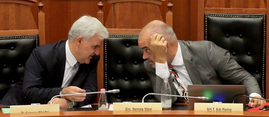 A e ndryshoi Fatmir Xhafaj nenin 491 të kodit penal?