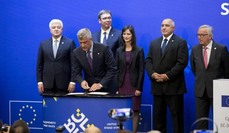 Samiti i Sofjes, BE përsërit të njëjtin refren: Plotësoni kushtet, pastaj anëtarësohuni