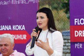 Kryebashkiakja e Sarandës Koka paditet sërish për shpërdorim detyre