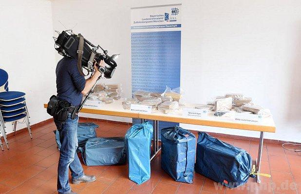 Gjermani, kapet 1 ton kokainë, arrestohen disa shqiptarë