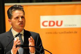 Raportuesi i CDU-së për Shqipërinë Frei: Po ndjekim hetimet për çështjen Xhafaj