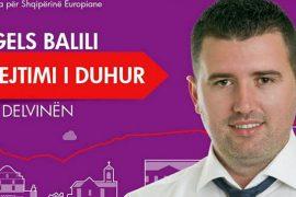 Rigels Balili, kryetar i Bashkisë Delvinë, kryenegociatori për vetëdorëzimin e Klement Balilit