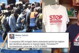 Itali, kryebashkiakët kundër Salvinit për dekretin e emigracionit
