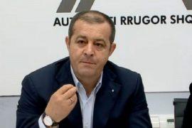 Shkarkohet kreu i Autoritetit Rrugor Shqiptar Afrim Qendro