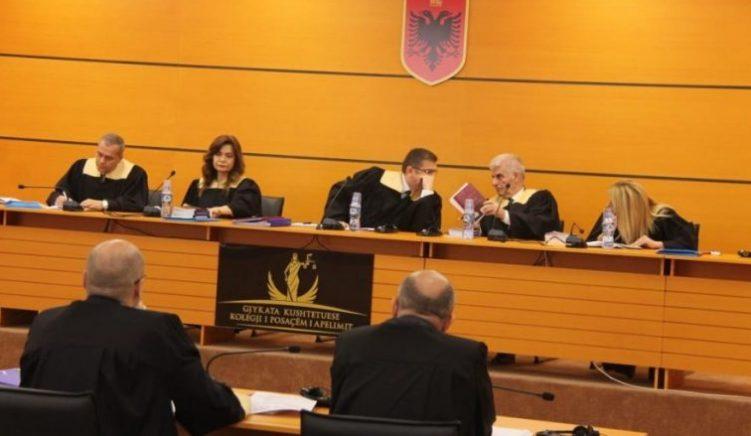 Komisioneri Publik kërkon shkarkimin e dy gjyqtareve