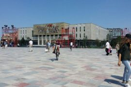 Kompania Fusha merr 850 mijë euro të tjera për Sheshin Skënderbej