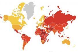 Transparency International 2018: Shqipëria më e korruptuara në Evropë, përkeqësohet me 8 pozicione