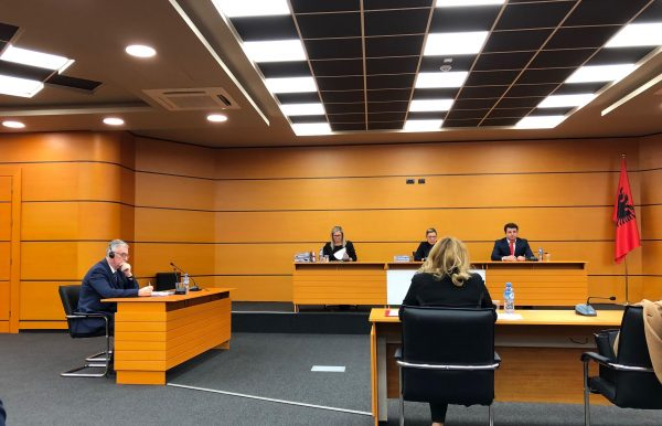 KPK seancë dëgjimore me kandidaten për Gjykatë Kushtetuese, Elsa Toska
