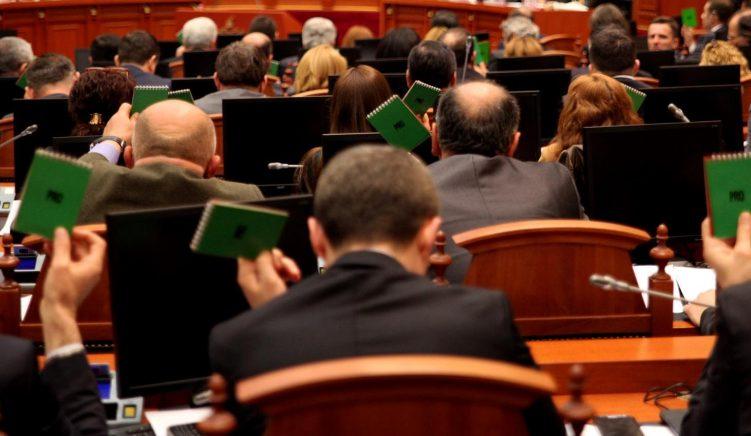 Kuvendi miraton hyrjen e Maqedonisë së Veriut në NATO